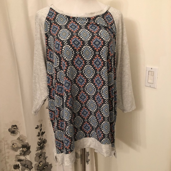 Tops - 3/4 sleeve top